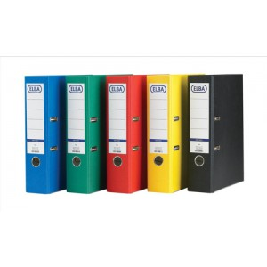 Elba L/A File A4 Asst Pk10 100025220