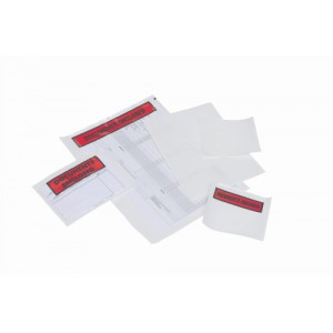 Packing List Envelopes Polythene A7 Documents Enclosed [Pack 250]