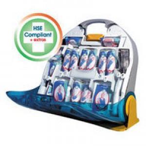 W/C Hs2 Pilferproof F/Aid Kit 1002281