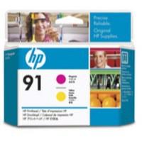Hewlett Packard No91 Print Head Magenta/Yellow C9461A