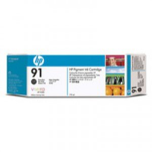 Hewlett Packard No91 Inkjet Cartridge Photo Black C9465A