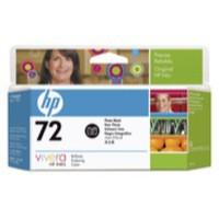 Hewlett Packard [HP] No. 72 Inkjet Cartridge Vivera Ink 130ml Photo Black Ref C9370A