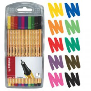 Stabilopoint 88 F/Line Pens 88/10 Pk10