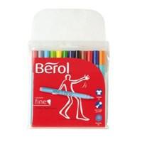 Berol Colrfine PenAss Pk12 S0376510