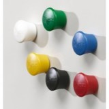Nobo Magnetic Drawing Pins Pack 12 Code 1901102