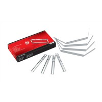 Image for 5 Star 2-Piece Filing Clip 51mm Capacity [Pack 50]