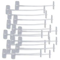 Image for Avery Tagging Fasteners Polypropylene with Paddles 40mm Ref 02141 [Pack 5000]