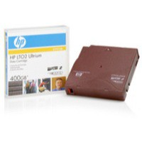 Hewlett Packard [HP] LTO-2 Ultrium Data Tape Cartridge 400GB 609m Ref C7972A