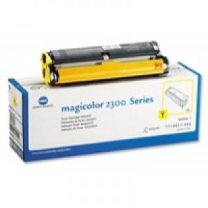 KM Toner Cart Yellow 4576315