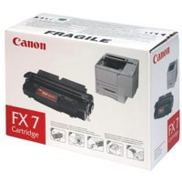 Image for Canon FX7 Fax Laser Toner Cartridge Page Life 4500pp Black Ref 7621A002