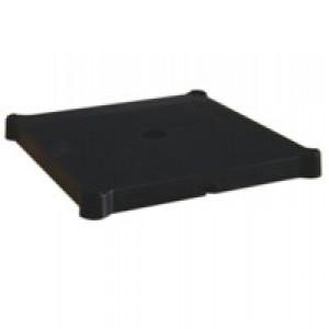 Monitor Screen Riser 34-100mm Storage Stackable 15kg Load Black
