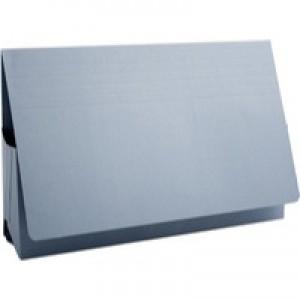 Guildhall Probate Wallets Manilla 315gsm 75mm Foolscap Blue Ref PRW2-BLUZ [Pack 25]