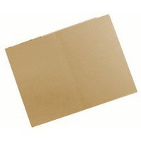 Guildhall Square Cut Folders Manilla 315gsm Foolscap Buff Ref FS315-BUFZ [Pack 100]