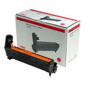 Oki C5000 Series Drum Unit Magenta 42126606