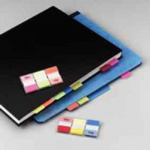 3M Post-it Strong Indexes Assorted Pink Green Orange Code 686-PGO