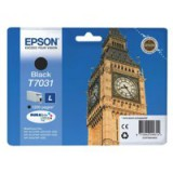 Epson Big Ben Ink Cartridge Black Ink 1.2 K C13T70314010