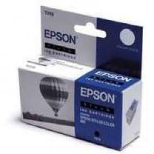 Epson T019 Inkjet Cartridge Hot Air Balloon Page Life 900pp Black Ref C13T01940110
