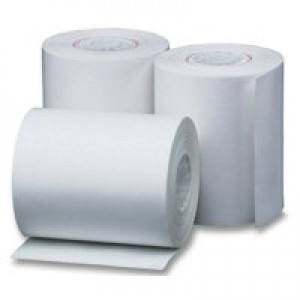 Thermal Printer Rolls 80x80x12.7mm Length 80m Ref TH243 [Pack 20]