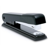 Image for Rapesco 545 Stapler Full Strip Metal Black Ref R54500B2