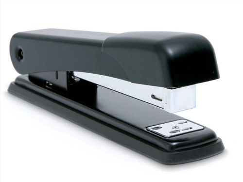 Rapesco 545 Stapler Full Strip Metal Black Ref R54500B2