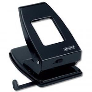Rapesco 2-Hole Perforator 835 35 Sheets Black Code PF800AB1