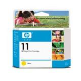 HP No.11 Inkjet Cartridge 28ml Yellow Code C4838AE