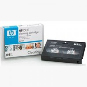 Hewlett Packard [HP] DDS Cleaning Tape Cartridge 4mm Ref C5709A
