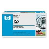 Hewlett Packard [HP] No. 15X Laser Toner Cartridge Page Life 3500pp Black Ref C7115X