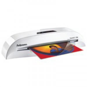 Fellowes Cosmic 2 A4 Home Office Laminator with 100% Jam Free* Mechanism and Heatguard