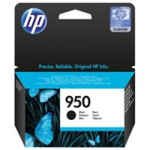 HP No.950 Officejet Ink Cartridge Black Code CN049AE