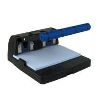 Rapesco 4400 Heavy-duty Punch 4-Hole Capacity 150x 80gsm Black Ref PF4000A1