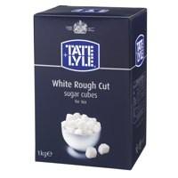 Tate and Lyle White Sugar Cubes Rough-cut 1 Kg Ref A03902