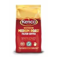 Kenco Westminster Ground Coffee for Filter Medium Roast 1Kg Ref A03061
