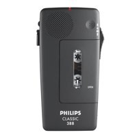 Philips 388 Analogue Pocket Memo Rechargeable Ref LFH0388-00
