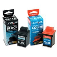 Lexmark No.26 Inkjet Cartridge Colour Code 10N0026