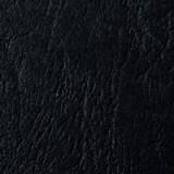 GBC A4 Binding Covers 250gsm Textured Leathergrain Window Black Pack of 50 46705E