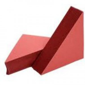 Guildhall Legal Corners Recycled Manilla 315gsm Red