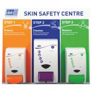 DEB Safety Skin Centre Protect Cleanse Restore Heavy Duty Wash Code SSCSML1EN