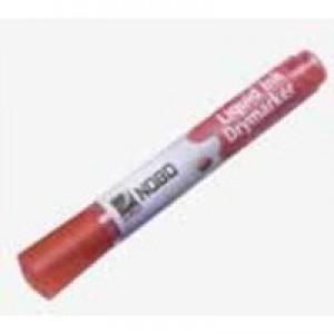 Nobo Dry Marker Red 1901074