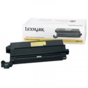 Lexmark C910/912 Toner Cartridge Yellow 14K Yield 12N0770