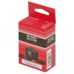 Sharp Copier Toner Cartridge Page Life 4000pp Black Ref AL110DC