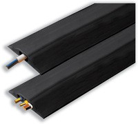 Acco Floor Cable Curb Single Channel 1.5m Length Code 59100R