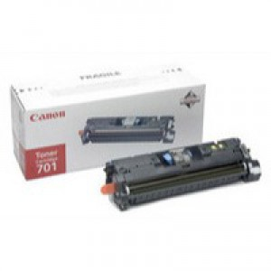 Canon LBP-5200 Black Laser Toner 701BK