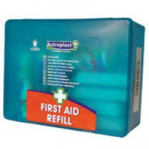 Wallace Cameron Refill for Adulto Premier 10 Person First-Aid Kit HS1 Ref 1036092