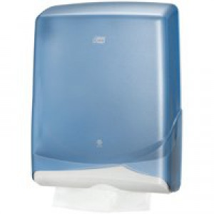 Lotus Z-Fold Hand Towel Dispenser Plastic W300xD130xH385mm White Ref 4042430
