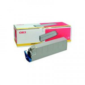 Oki Toner Cart C9000 Yellow 41515209