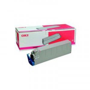Oki Toner Cart C9000 Magenta 41515210