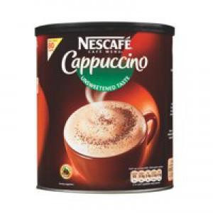 Nescafe Cappuccino Instant Coffee 500g Ref 12089524