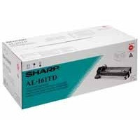 Sharp Copier Toner Cartridge Page Life 9000pp Black Ref AL161TD
