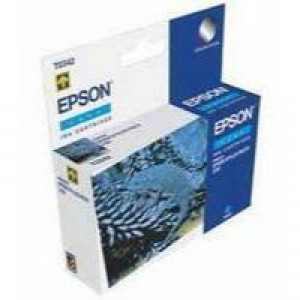 Epson Stylus Photo 2100 Inkjet Cartridge Cyan 17ml C13T034240